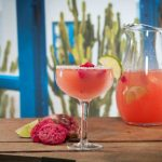 Whip Up a Pitcher of These Pink Prickly Pear Margaritas