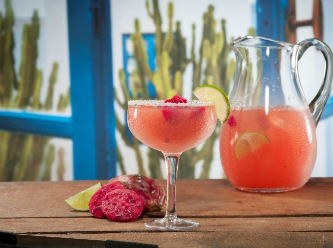 Prickly Pear Margarita recipe