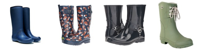 Fabulois galoshes that are under $100