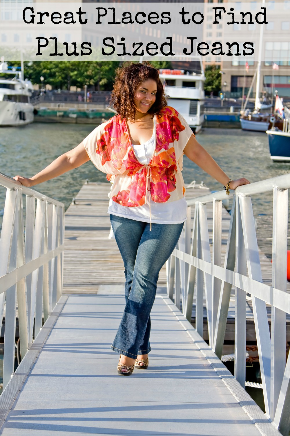 It's hard finding plus sized jeans. Here are some of our favorite places to shop for jeans that won't break the bank.