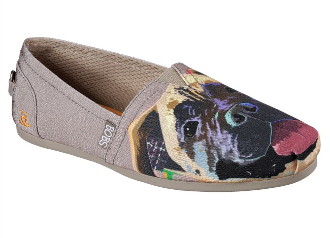 Mastiff printed shoe from BOBS by Skechers