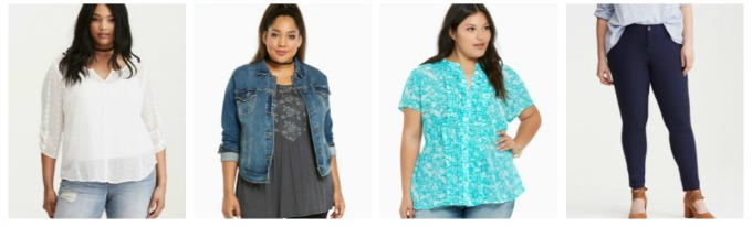 Our favorite finds for plus sized fashion from Torrid