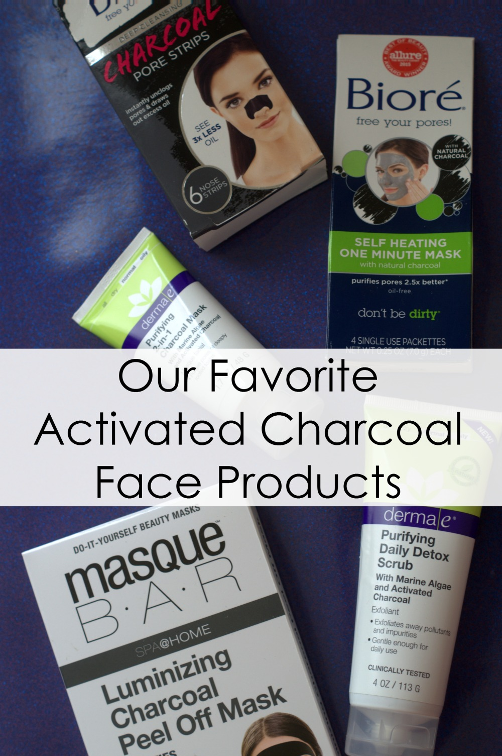 Our favorite activated charcoal beauty products for clear skin