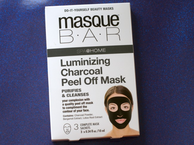 masque bar peel off charcoal mask