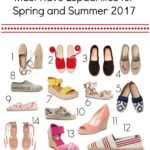 Must Have Womens Espadrilles for Spring and Summer 2017