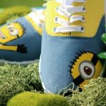 How to Make Your Very Own Despicable Me Minion Shoes