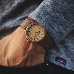 Espresso Whiskey Minimalist Watch Giveaway