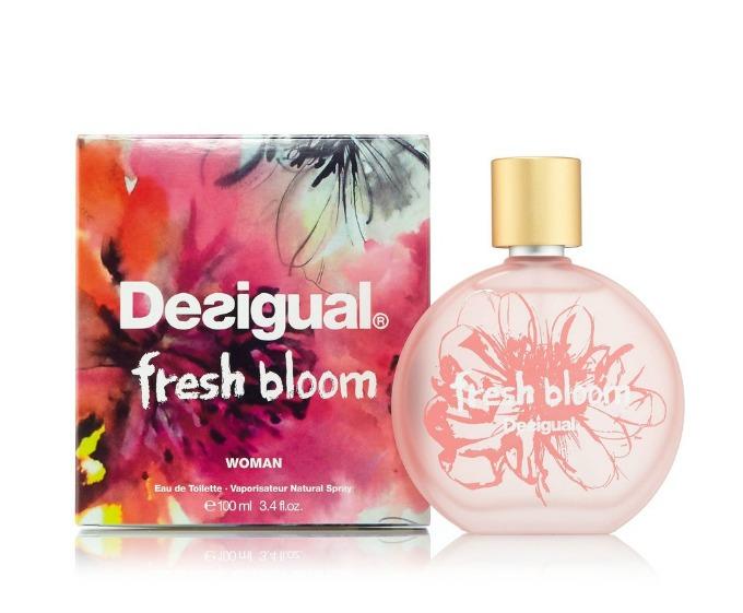 Desigual Fresh Bloom eau de parfum