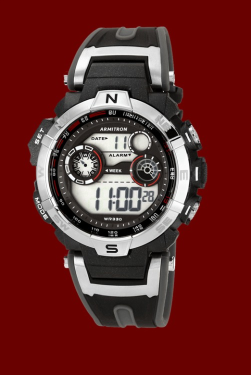 Armitron Digital Chronograph Watch
