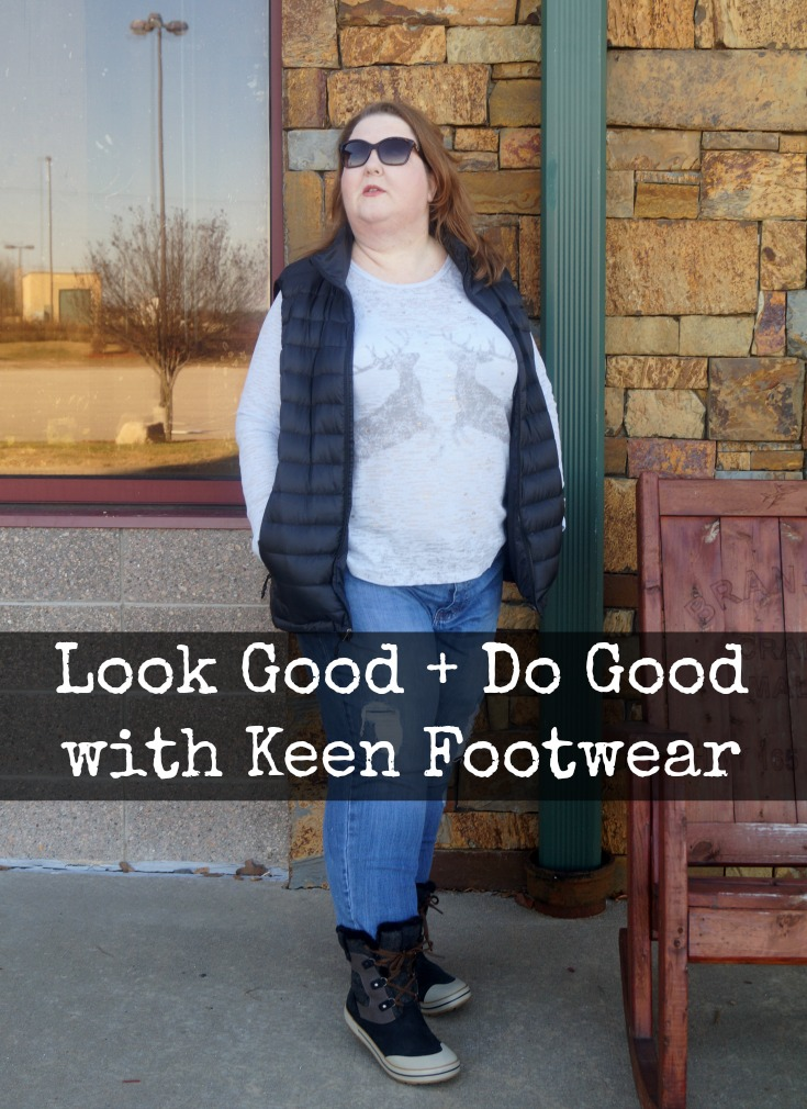 Keen Footwear makes some of the best winter boots, and also believe in doing good for the world. See how you can look good and do good at the same time.