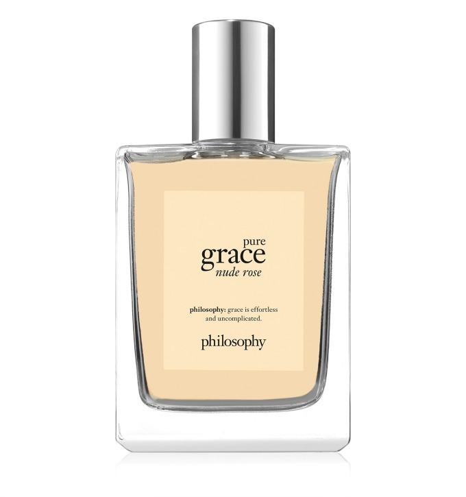 philosophy pure grace nude rose perfume