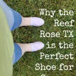 Reef Rose TX Shoe review