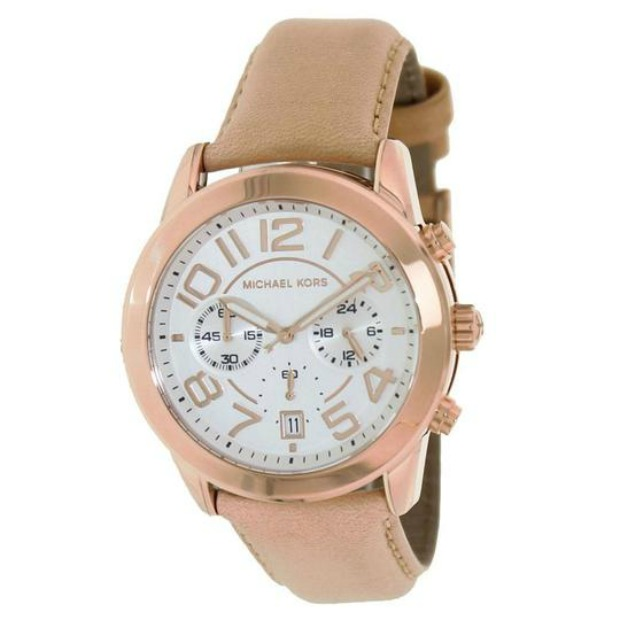 Michael Kors Rose Gold Mercer Watch