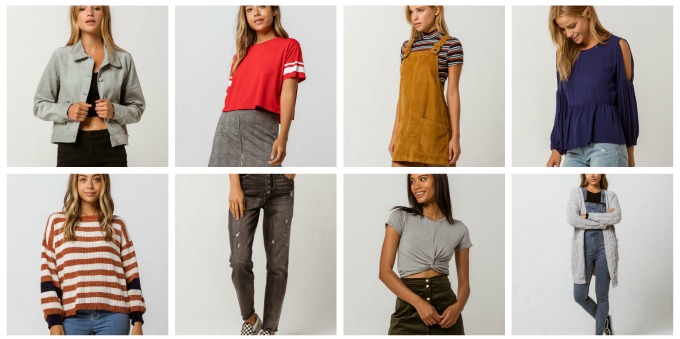 Fall Fashion must haves from Tillys