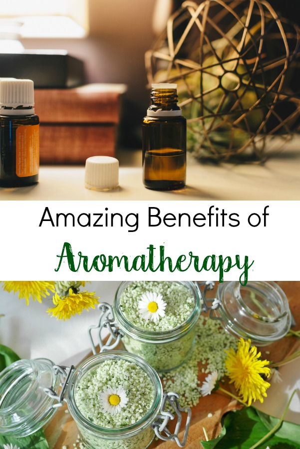Amazing health benefits of aromatherapy. From healing and stress relief to sleeping better to relaxation, there's something for everyone.
