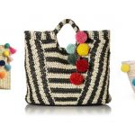 10 Must Have Straw Pom Pom Bags for Summer