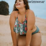 A guide to plus sized swimwear. Styles, shapes, and fashion that works for all body types. Not just curvy ladies. | Women | Woman | swimsuit | Bathing suit | Swim | Water fashion