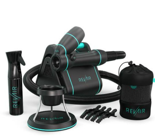 Revair reverse hair dryer