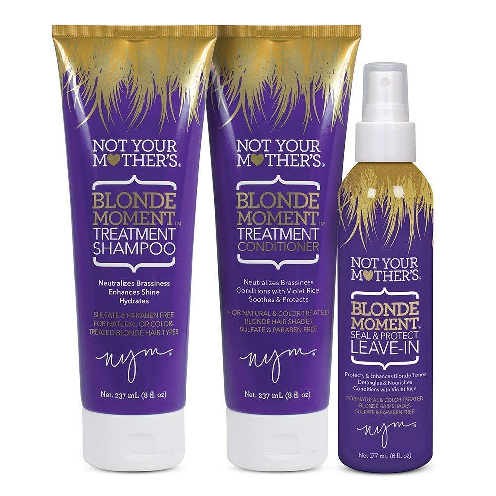Not Your Mother's Blonde Moment Hair Care