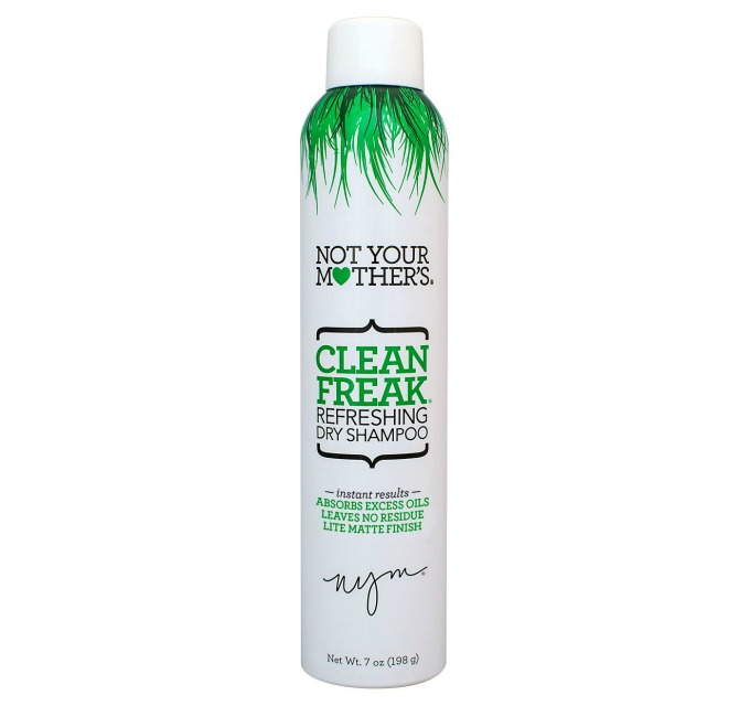 Not Your Mothers Clean Freak Dry Shampoo