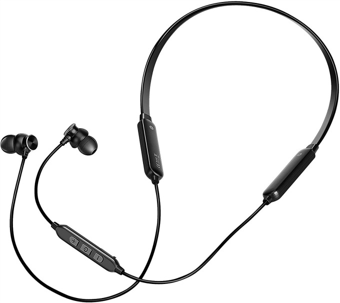 I-Jazz Wireless Smart Sports Headphones