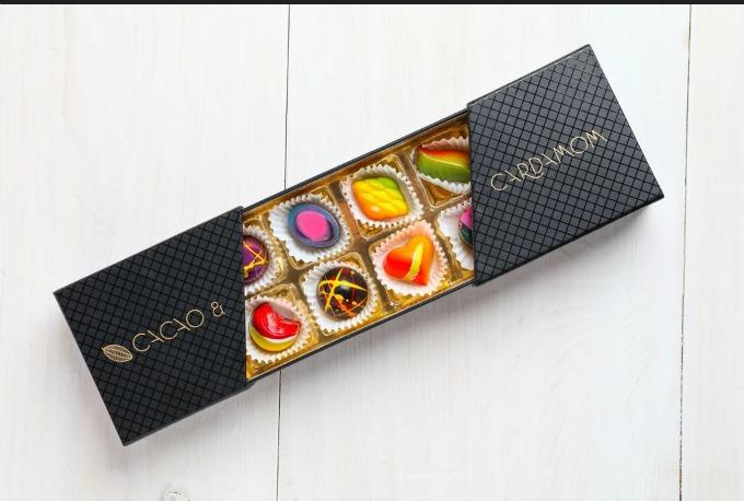 Cacao & Cardamom Gourmet Artisan Chocolates