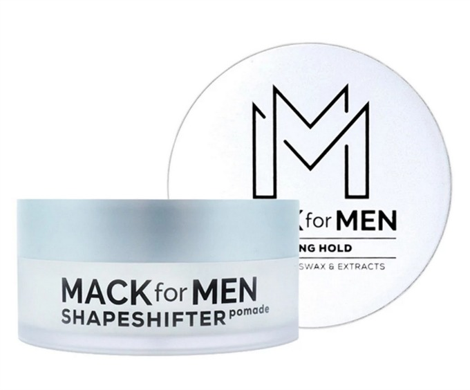 Mack for Men Hair Styling Products