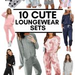 10 Must Have Loungewear Sets for An At Home Style Upgrade