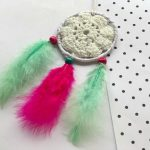 How to Make a Boho Dreamcatcher Necklace