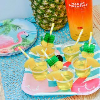 Mango Pineapple Jello Shots Recipe