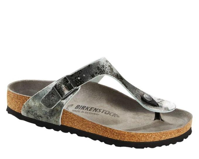 gizeh vintage leather birkenstock sandals