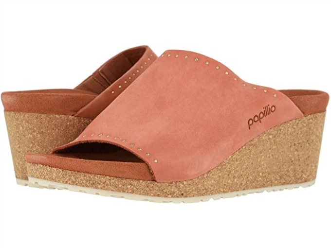 Papillo Namica Birkenstock Wedge shoes