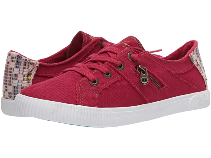 red shoes under $50