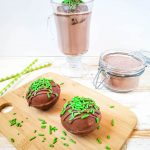 Irish Cream Hot Cocoa Bombs