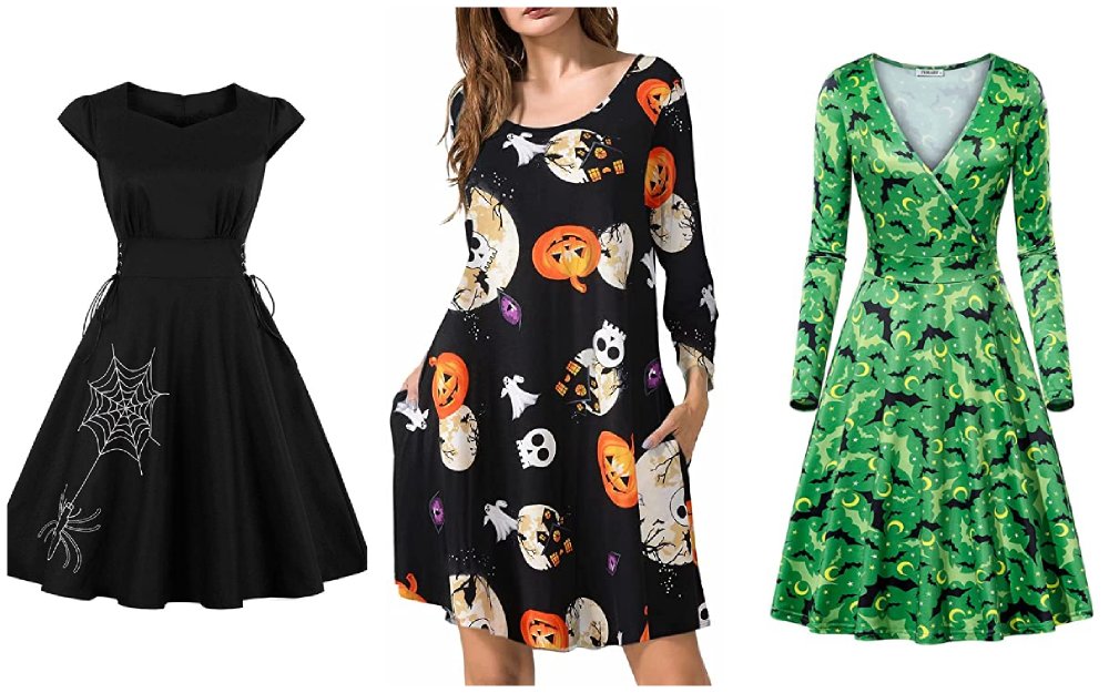 Halloween Dresses that are perfect for work or Play